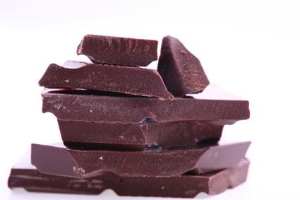 instants mieux-être - Petit gâteau au chocolat fondant