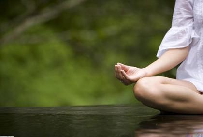 Le corps en méditation