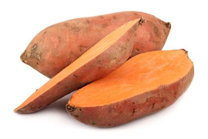 Instants mieux-être - la patate douce