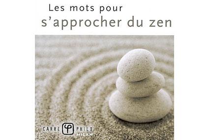 instants mieux-être - les mots pour s'approcher du zen