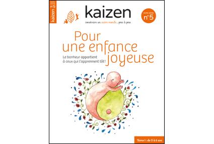 Instants mieux-être - Kaisen, pour une enfance joyeuse